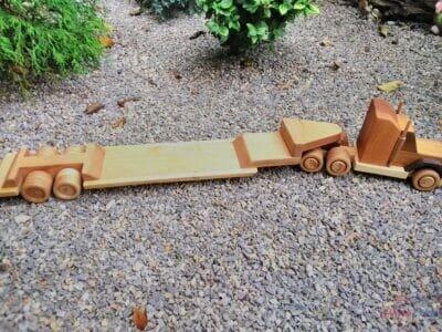 Originálne drevené hračky