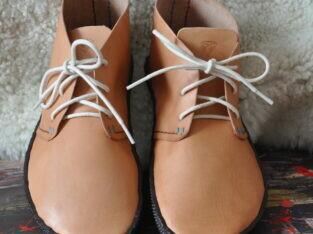 Bohošky NATUR D – Bf členková topánka na mieru