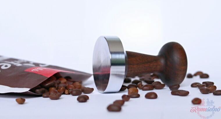 Ručne robené tampery, utláčadlá na kávu