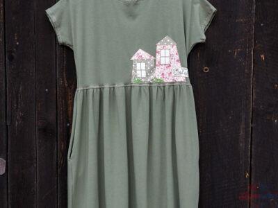 Upletové šaty