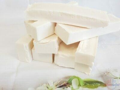 kokosové mydlo na pranie – vločky