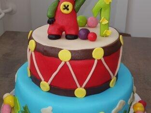 Torta k narodeninám