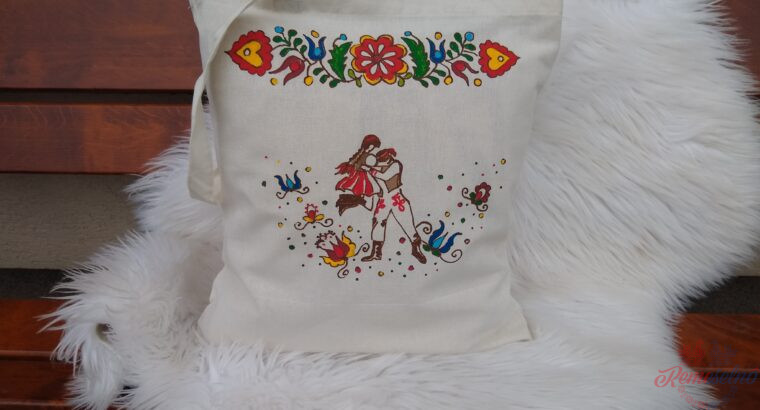 Maľované tašky