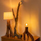 trojnožka lampa